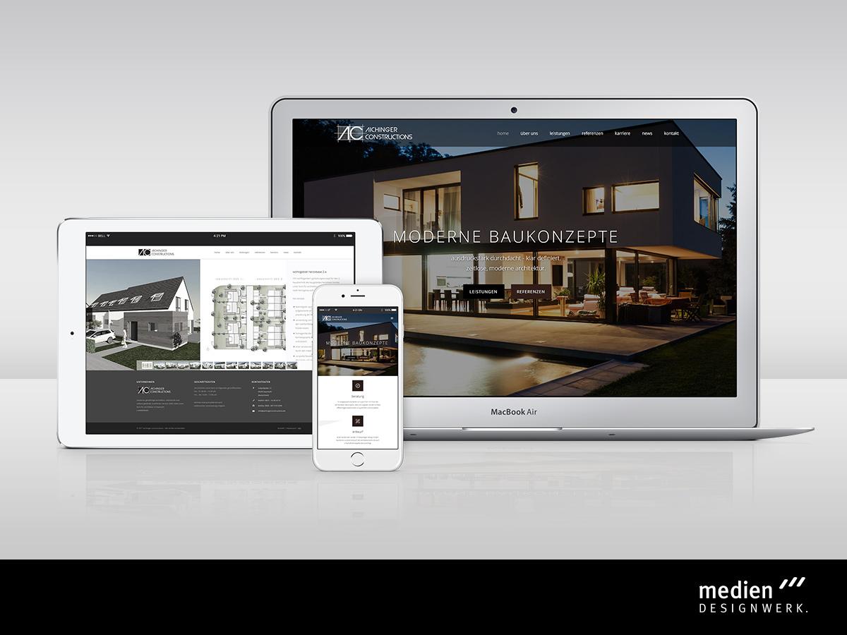 Webdesign - Werbeagentur Fichtelgebirge / Oberfranken