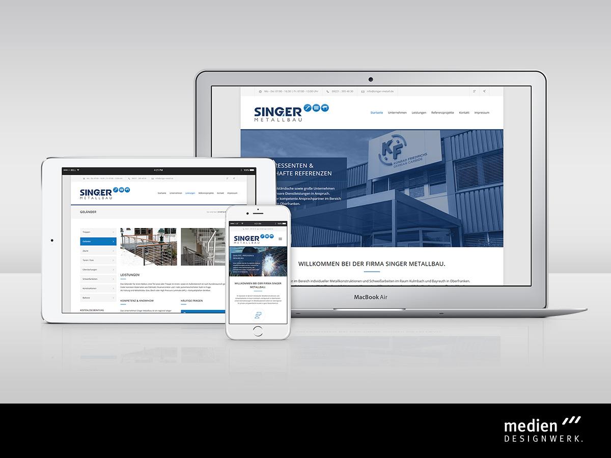 Homepage ersellen lassen - Werbeagentur Fichtelgebirge / Oberfranken