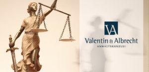 Anwälte: Valentin & Albrecht